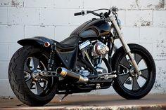 Darwin Motorcycles' new Brawler muscle bike