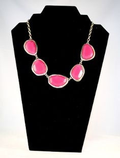 Cute Pink Necklace