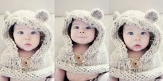 Adorabe!   Teddy Bear Cowl Choose your size by SimplyBatty on Etsy