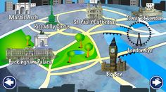 With Marlee's Adventure in London, kids can join Marlee the dog as she sees all the sights of London. #apps #books #london