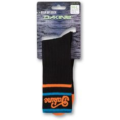 Dakine Step Up Sock Herren Bike Socken Black / Blue