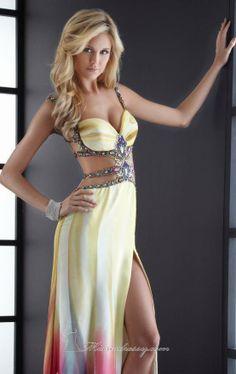 Prom dress panties