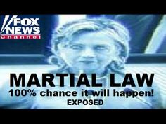 FOX NEWS: OBAMA Will declare Martial Law in 2016 after the election (str...