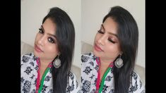 STEP BY STEP MAKEUP LOOK FROM BEGINNERS MAKEUP KIT  #Beginners #kit #Makeup #makeupstepbystep #Step #DarkCirclesMakeup Indian Party Makeup, Indian Makeup Looks, South Indian Makeup, Makeup Looks 2017, Party Makeup Looks, Beginner Makeup Kit, Makeup For Beginners, Begginers Makeup, Dark Circles Makeup