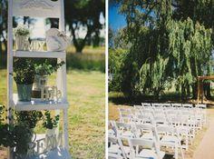 Ceremony style | SouthBound Bride | http://www.southboundbride.com/rustic-drakensberg-wedding-at-dalmore-guest-farm-by-casey-pratt-photography-kelly-duncan | Credit: Casey Pratt