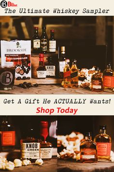 Tired of giving and getting gifts that suck? Finally some gift baskets that are truly�awesome! Choose from gift baskets already filled with all the stuff they love, or customize to their tastes.