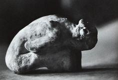 Auguste Rodin - Nymphe pleurant, 1889