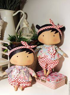 Купить Малышка из новой коллекции Тильда. Sweetheart doll. - разноцветный, sweetheart doll, тильда