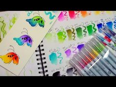 Yummy markers but are they worth the hype? | Thefrugalcrafter's Weblog