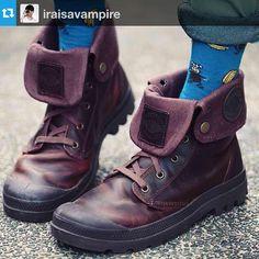 207 個讚,3 則留言 - Instagram 上的 Palladium Boots - Philippines(@palladiumbootsph):「 Summer vibes.. ☀️👍 Do visit @iraisavampire's blog for more style posts! #palladiumboots… 」