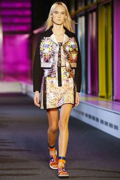 Peter Pilotto Ready To Wear Spring Summer 2015 London - NOWFASHION
