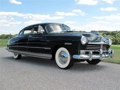 1949 Hudson Commodore Four Door Sedan ... | The Classic Car Feed - Classic and antique cars | specialcar November 2014