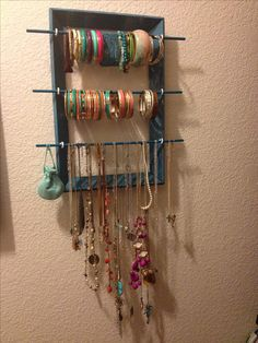 Bracelet and necklace holder