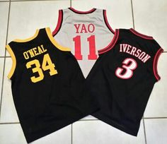 finest selection fe5f9 bc00a 23 Best NBA JERSEYS images in 2017   Nba players, Basketball ...