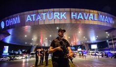 Istanbul Airport Attack