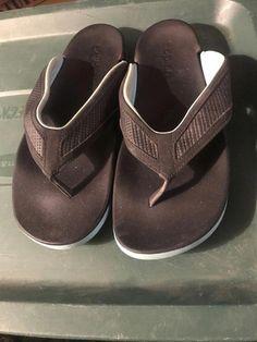 755ce0e9f5bf5 Adidas Women s Adilette CF+ Summer Y W Slides Thong Flip Flops Sandals Size  9