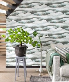 """156 gilla-markeringar, 2 kommentarer - Engblad & Co (@engbladco) på Instagram: """"Misty Mountains transforms your walls into harmonious, mist-clad mountains that inspire a wonderful…"""""""