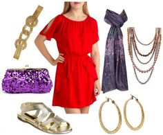 Red outfit inspired by Esmerelda from the Hunchback of Notre Dame and the Feast of Fools
