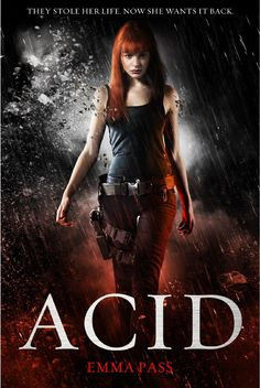 The year is 2113. In Jenna Strong's world, ACID—the most brutal controlling police force in history—rule supreme. No throwaway comment or whispered dissent goes unnoticed—or unpunished. And it was ACID agents who locked Jenna away for life, for a horrendous crime she struggles to remember. But Jenna's violent prison time has taught her how to survive by any means necessary