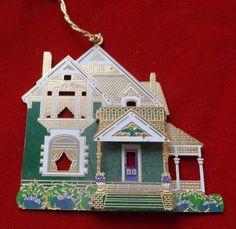 Shelia Brass Ornament - The Dragon House - Denver, CO