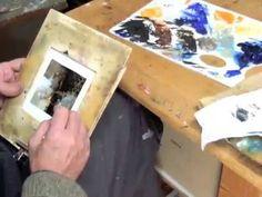 Hiroshi Matsumoto - Jan. 18, 2015 - 9x9 painting process.  Oil on canvas Size: © 2015 Hiroshi Matsumoto https://www.facebook.com/9x9painting
