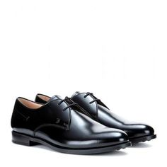 Tumboy dream Tod's - Leather derby shoes #shoes #covetme #tod's