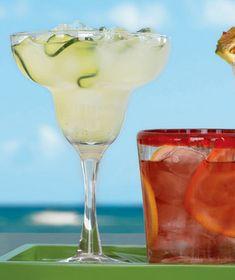 Cucumber and Chili Margarita Recipe (yes, please!)