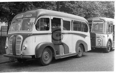 Central Coaches, Uppingham (Austin NKT 206) = Photo | eBay