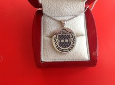 Upchurch family crest pendant