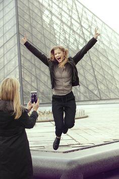 Louvre, Autumn, Building, Travel, Viajes, Fall, Buildings, Trips, Traveling
