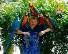 Parrot Jungle - Miami, Florida