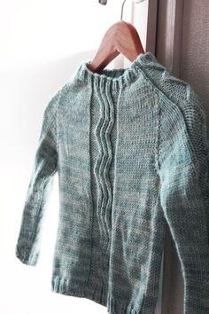 Pull enfant Frozen 6m-12a - tricot - Tutoriels de tricot chez Makerist