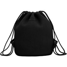 Net Backpack (120 ARS) ❤ liked on Polyvore featuring bags, backpacks, rucksack bag, netting bags, net backpack, netted bags and mango bags