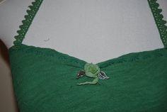 Waldland Feen Blatt Top Baumwolle Musselin von Feenglut auf Etsy