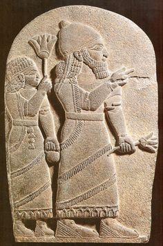 Hititte, King Kilamuwa, Zincirli (Samat),Vorderasiatische Museum, Berlin (Ekrem Akurgal) (Erdinç Bakla archive)