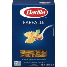 Pasta Types, Farfalle Pasta, Walmart, Pasta Maker, Sauce Tomate, Pasta Noodles, How To Cook Pasta, Just In Case, Food Company