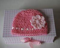Free Crochet Baby Hat Patterns ~ FREE Crochet Patterns.