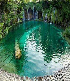 Plitvice Lakes - Croatia Share your fall photos and include Visit Croatia, Croatia Travel, Cool Places To Visit, Places To Travel, Plitvice Lakes National Park, Seen, Adventure Is Out There, Mykonos, Dream Vacations