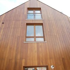 Look at our website page for a little more relating to this beautiful photo Larch Cladding, Exterior Cladding, Wide Plank Flooring, Engineered Hardwood Flooring, Installing Hardwood Floors, Real Wood Floors, Types Of Flooring, Types Of Wood, House Front