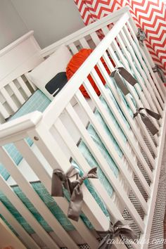 Diy Crib Bedding