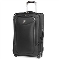 """The Travelpro PLATINUM MAGNA - 22"""" Expandable Rollaboard Suiter is incredibly lightweight and durable."""