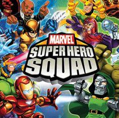 Juegos Kizi ahora disponible con Marvel Super Heroes Squad