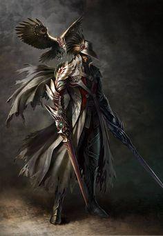 War priest of shadow