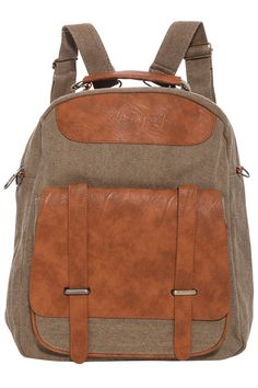 ROMWE Color Block Buckled Backpack, The Latest Street Fashion