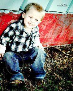 Little boy photo