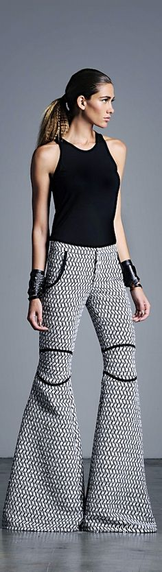 Alexis...i know this is fashion...but it could b turned into a really cool dance outfit too