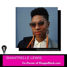 "Besides being a NOLA Native historian filmmaker and Andy Warhol Fellow @apshantology is co-owner of @shoppeblack This site is ""the dopest blend of black content and commerce"" a directory of black businesses. #SheBossedUp  ................................................... #blackgirlventures #BGVDC #BossUpBaltimore #Baltimore #NOLA #neworleans  #dc #BlackGirlmagic  #blackgirlmagic #ambitious  #bossup"