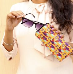 Stash your spectacle in the comfort of opulence with the stunning range of designer eyeglass cases by India Circus. Universally sized, and smeared with sophistication, these spectacle cases make for an exquisite accessory for every contemporary art enthusiast. Shop online at IndiaCircus.com, and explore the entire collection by price, discount, style and more.