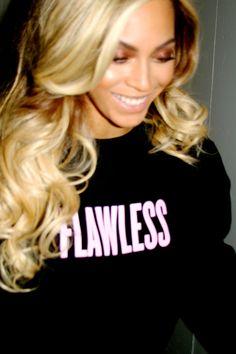flawless beyonce