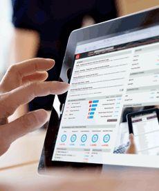 Disfruta de nuestra potente plataforma de CFDs con la aplicación para iPad de IG, flexible y completamente personalizable.